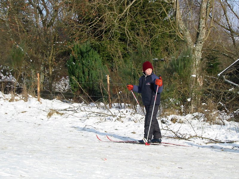 gosse-a-ski